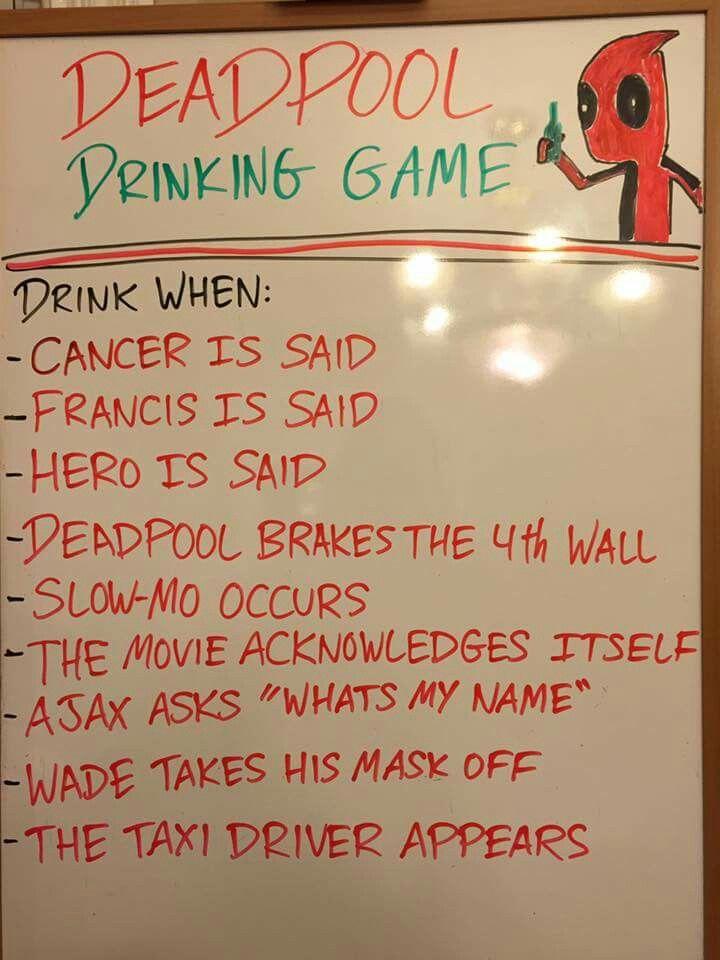 Best drinking movie