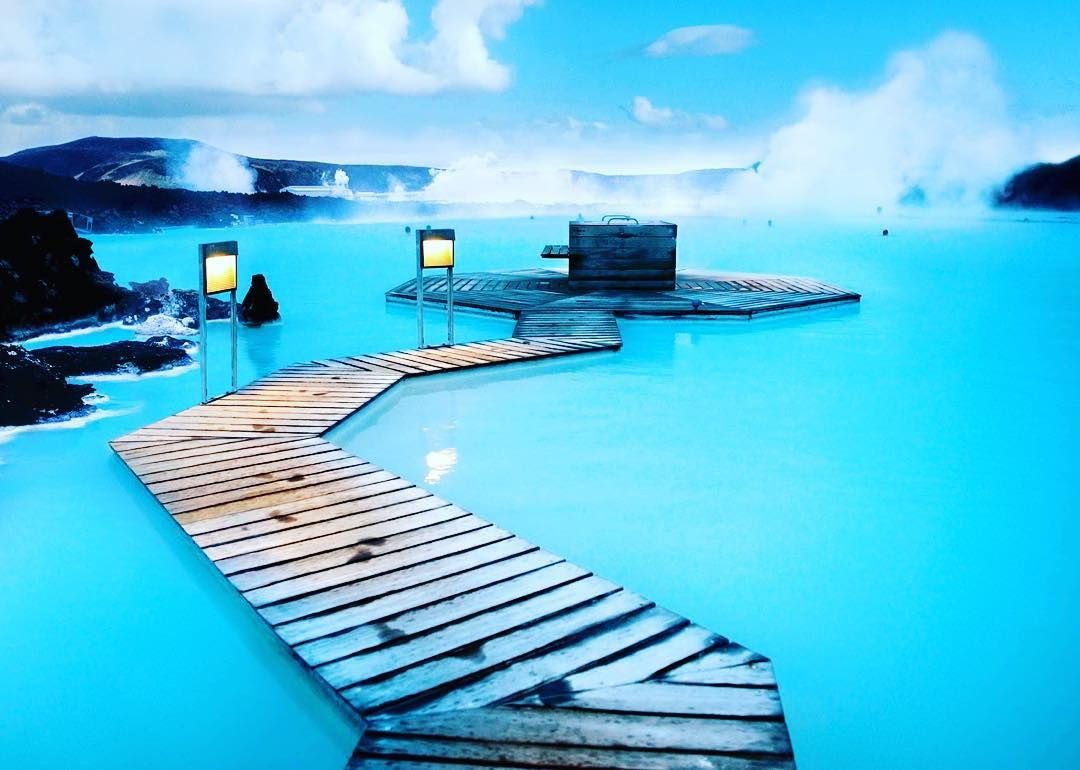 "iwanderaround: ""Taking a dive in the Blue Lagoon should definitely be on your to do list when visiting Iceland  #iceland #bluelagoon #mustdo #mustvisit #blue #dive #swim #bucketlist #bucketlistitem #mustdo2016 #amazing #instatravel #instanature #photooftheday #instafollow #travel #traveltips #travelinspiration #wanderingaround #iwanderaround #europe"""