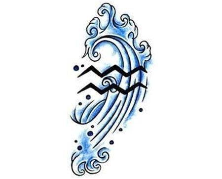 Photo of Top 15 Aquarius Tattoo Designs – #Aquarius #Designs #symbol #Tattoo #Top