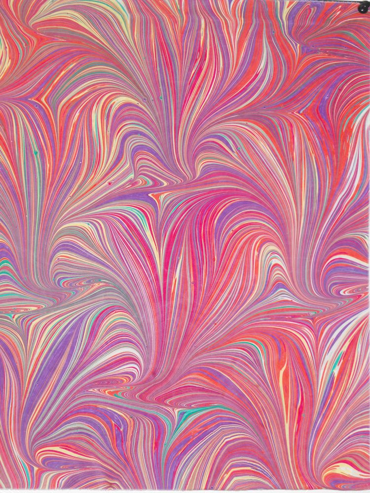 Hand Marbled Fabric Marbling Hand Marbled Fabric In 2019