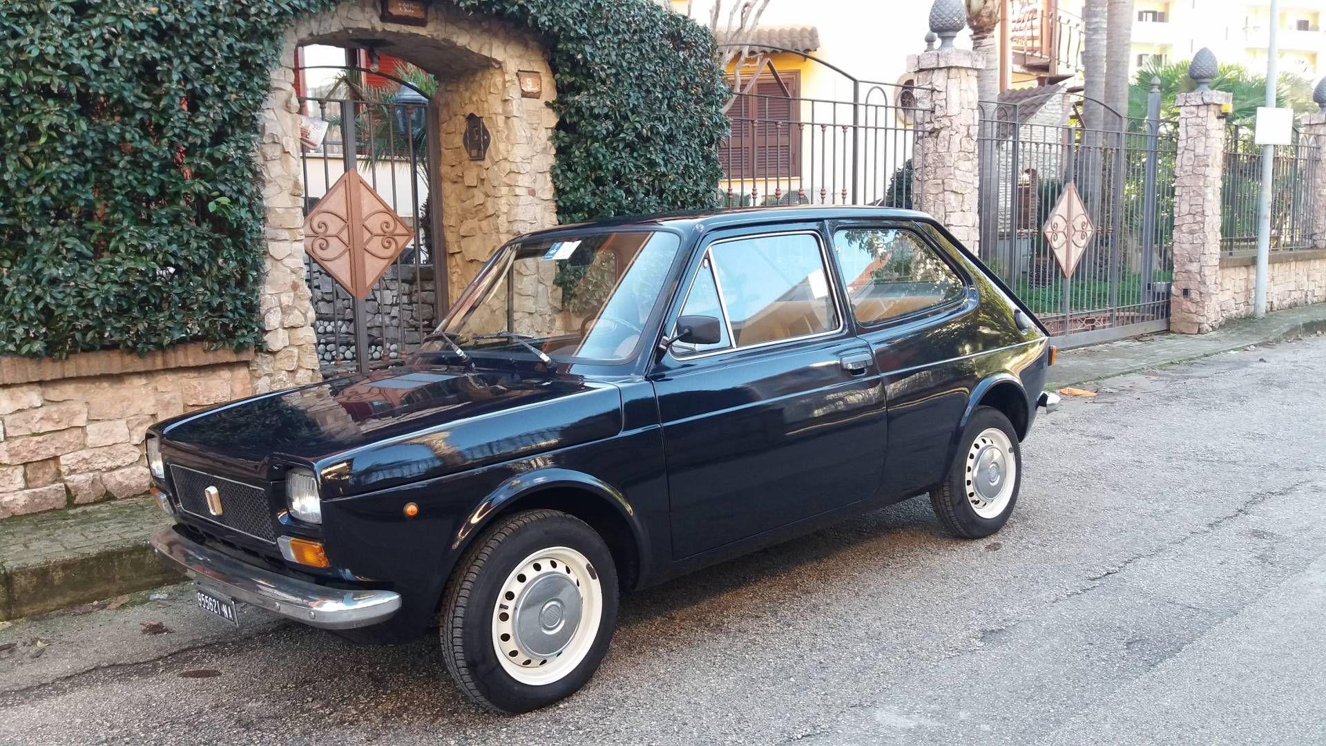 Fiat 127 Fiat Classic Cars Classic Trader
