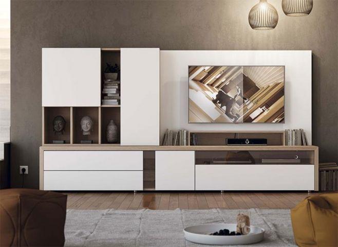 Nice Room · Modern Garcia Sabate Wall Storage System ...