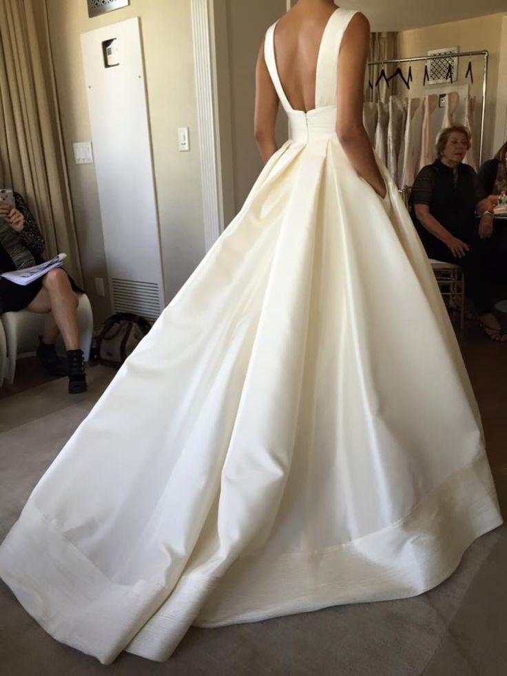 Kleines weißes Kleid Brautkleid, Hochzeitskleid modern