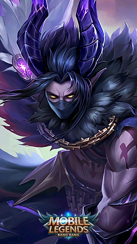 Moskov_Twilight Dragon Mobile legend wallpaper, Anime mobile