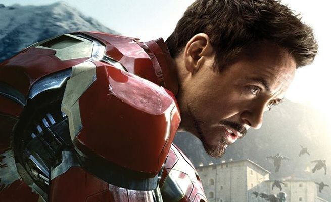 'Iron Man' in 'Avengers: Age of Ultron'