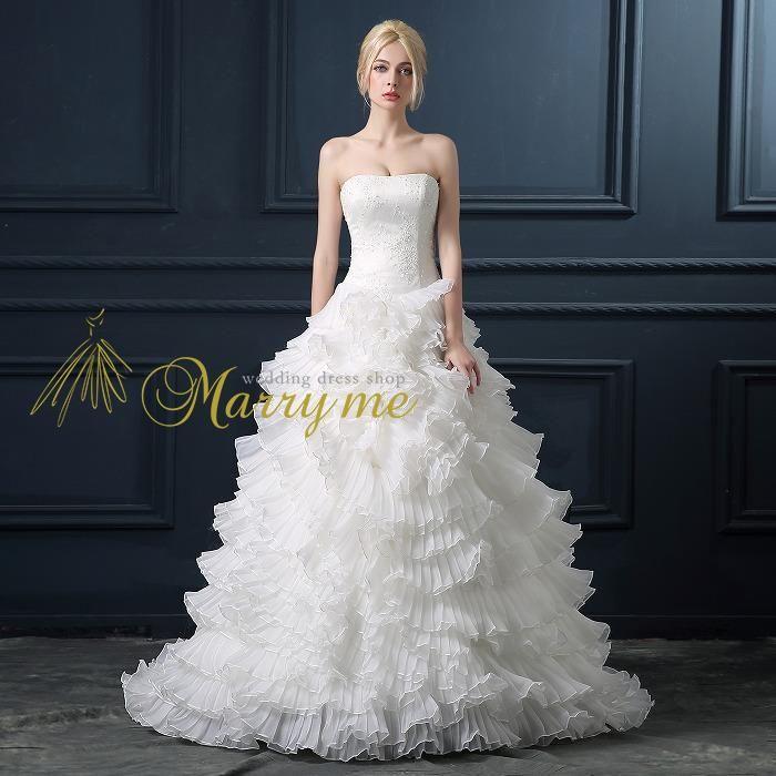 ウェディングドレス | 大阪・堀江のウェディングドレス、カラードレス販売店【Marry me(マリーミー)】 - Part 4