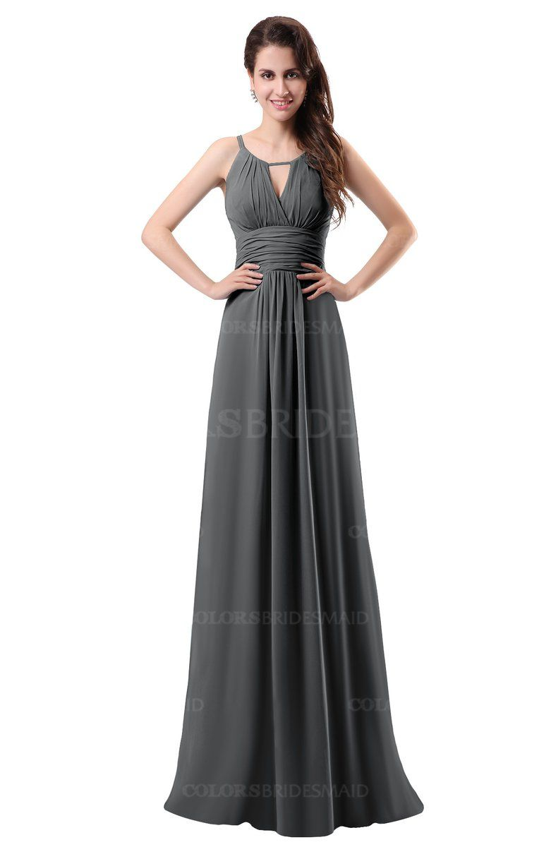 8e9de0f899f Grey Bridesmaid Dresses