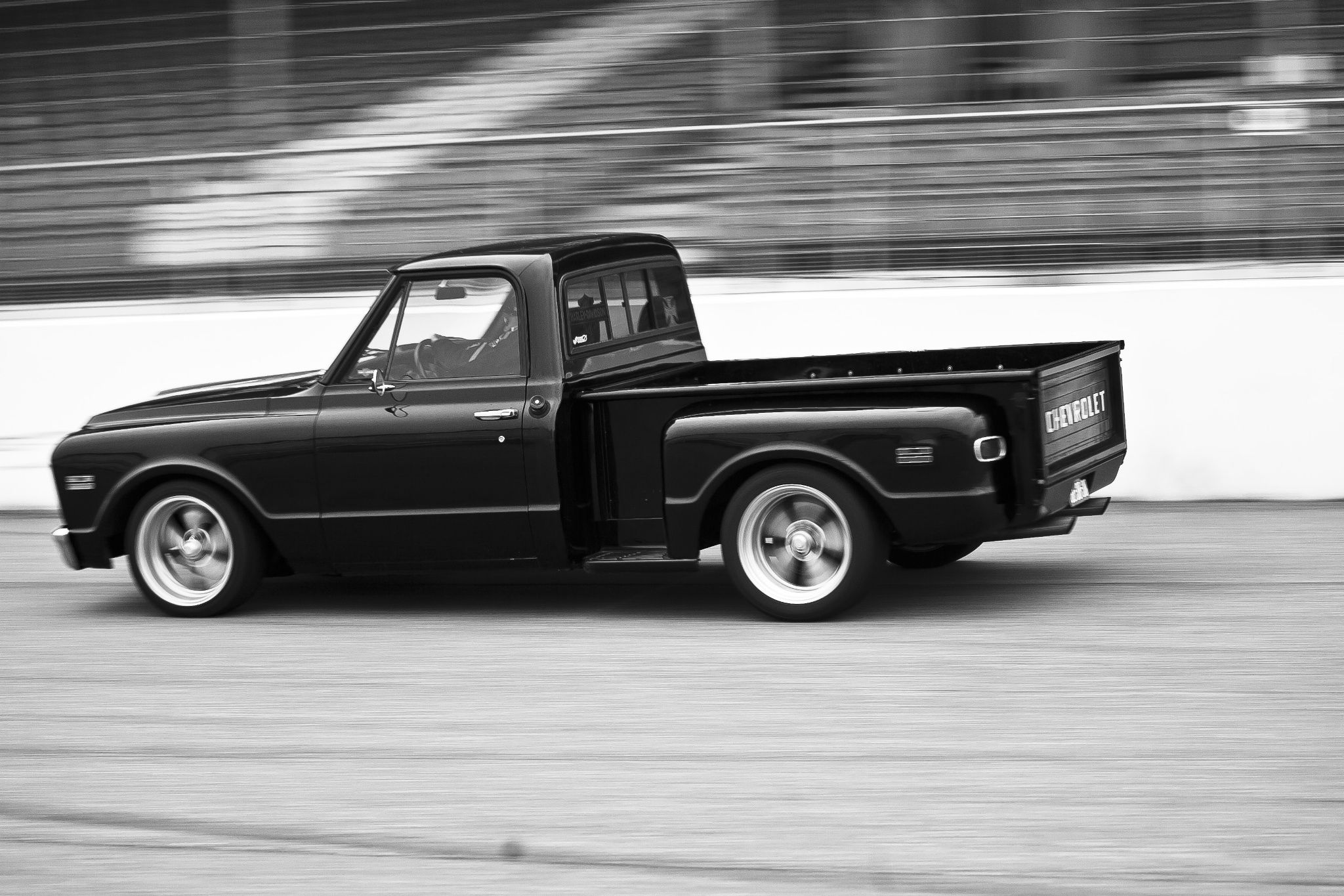 Chevy C 10 stepside 1969 by Cees Lengers on 500px
