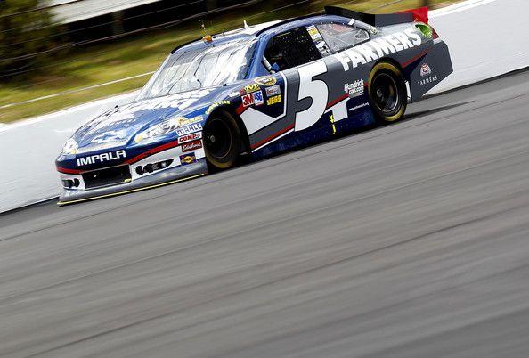 Kasey Kahne Photo - NASCAR Testing At Pocono Raceway
