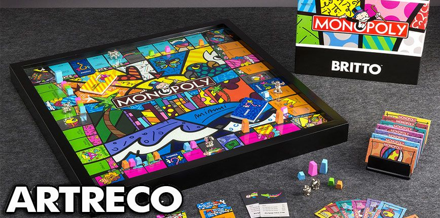 e5a411be5 Largest Britto Online Seller, Pop Art & Collectibles | Artreco | My ...