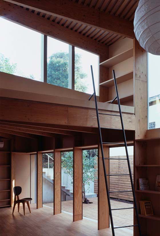 Unique Room Interior Design by Mount Fuji Architects in Tokyo 5 Unique Room Interior Design by Mount Fuji Architects in Tokyo