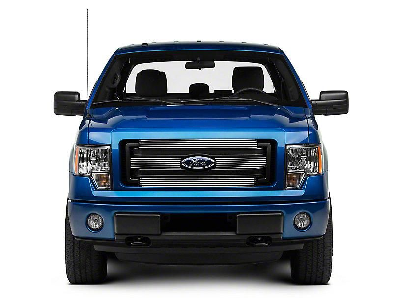 T Rex Billet Series Upper Overlay Grille Polished 09 12 F 150 Lariat King Ranch 13 14 F 150 Fx2 Fx4 Stx Xl Xlt Overlays King Ranch Basic Hand Tools
