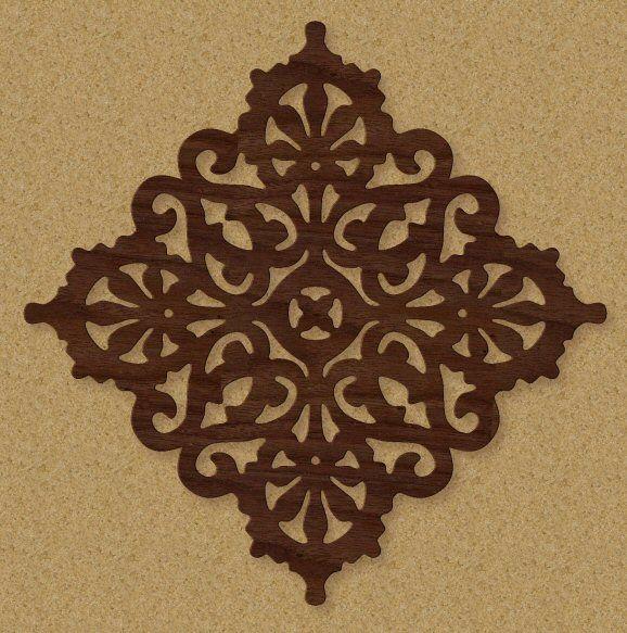 Free Scroll Saw Patterns by Arpop: Trivets
