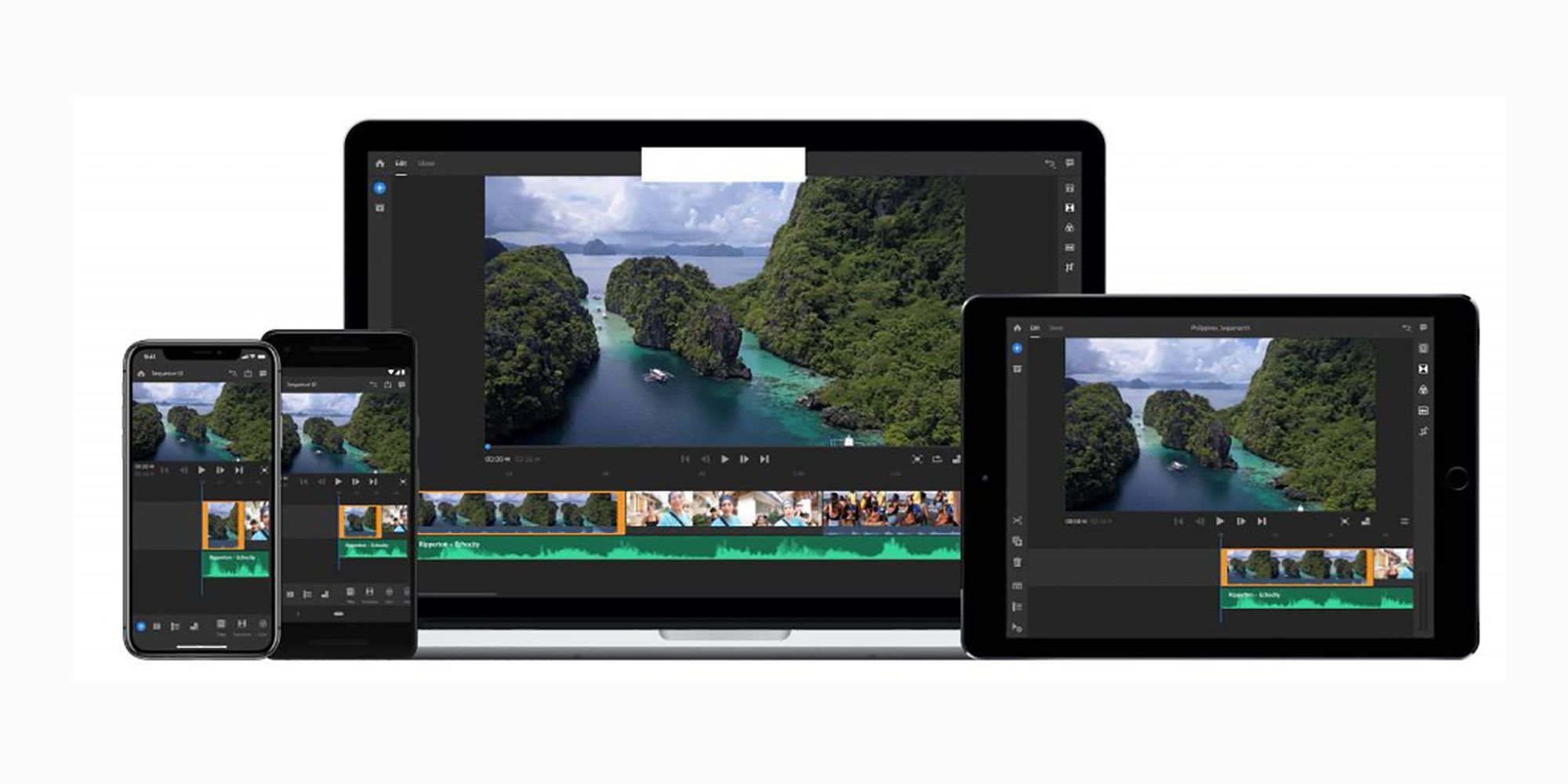 Adobe Premiere Rush CC launches on Android in 2019 YouTube