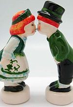 Irish Cake Topper
