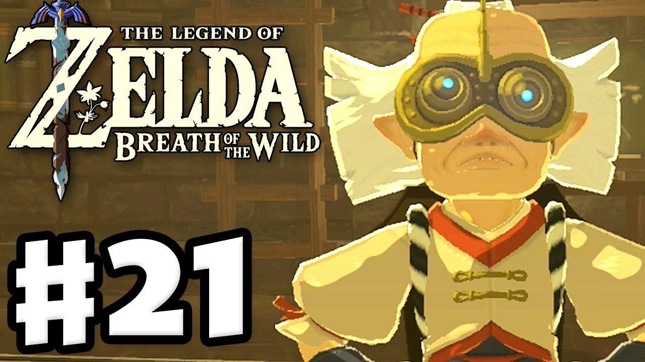 Akkala Ancient Tech Lab The Legend Of Zelda Breath Of The Wild