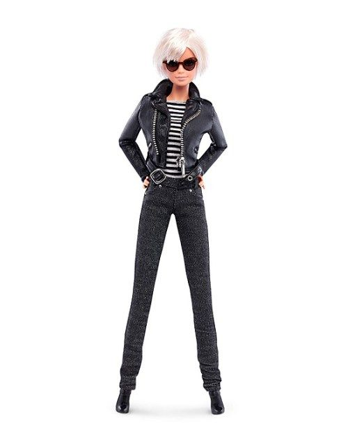 Warhol Barbie