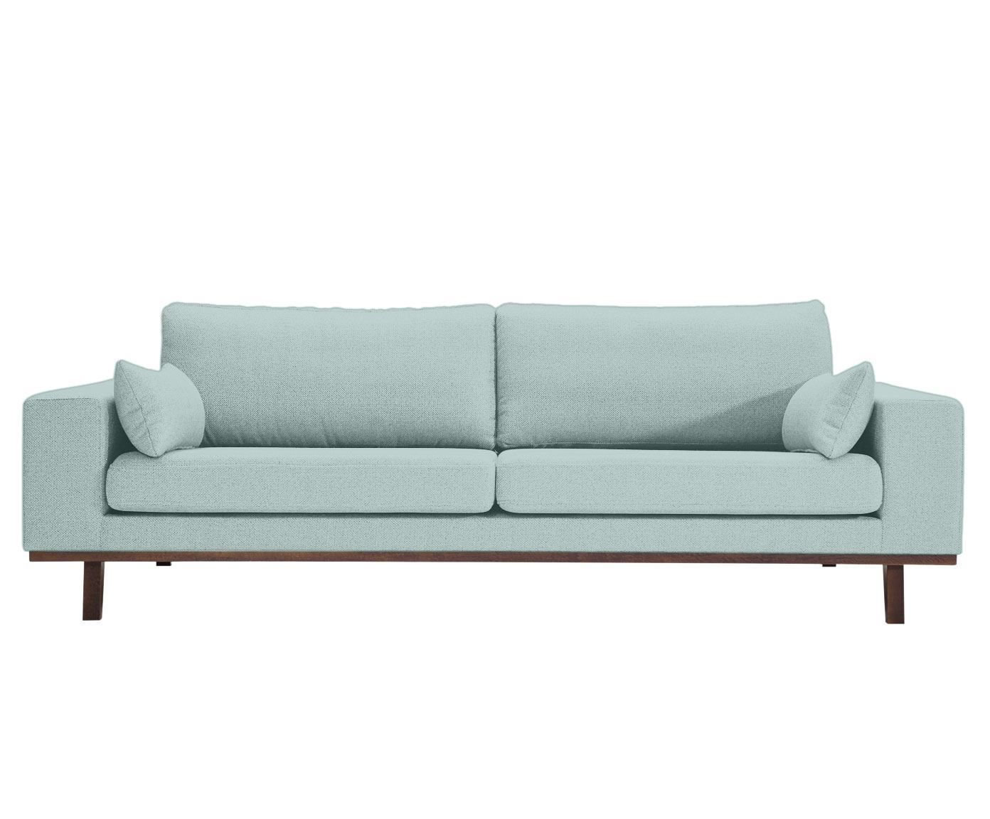 Dreisitzer-Sofa New London, aqua | Westwing Home & Living | chairs ...