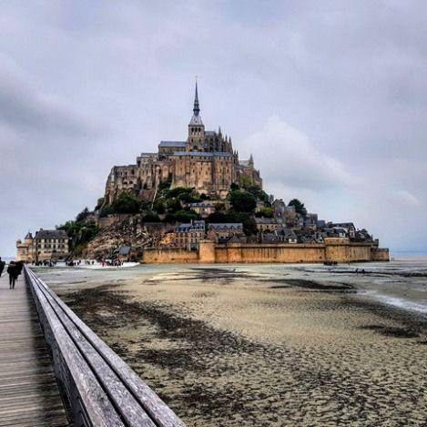 Saint Michel De Granville au Mont Saint Michel – Les Voyages de ValentineDe Granville au Mont Sai