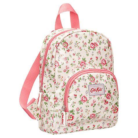 buy cath kidston bramley spring mini backpack cream. Black Bedroom Furniture Sets. Home Design Ideas