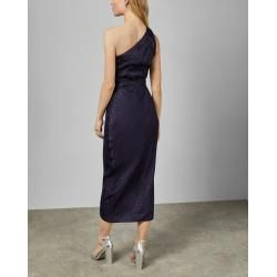 Photo of Asymmetrisches Kleid Mit Animal-jacquard-print Ted BakerTed Baker