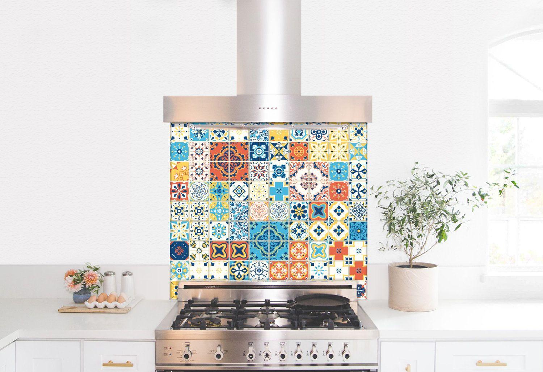Tiles Kitchen Backsplash Mosaic Diy Kitchen Backsplash Etsy Mosaic Backsplash Kitchen Kitchen Tiles Backsplash Diy Kitchen Backsplash