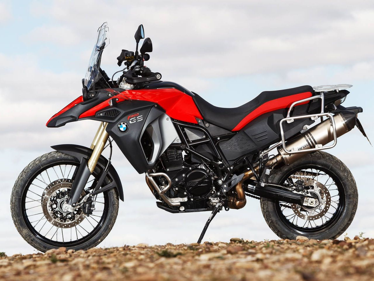 F 800 Gsa 2014 Bmw F800gs Adventure Aventura En Moto Bmw