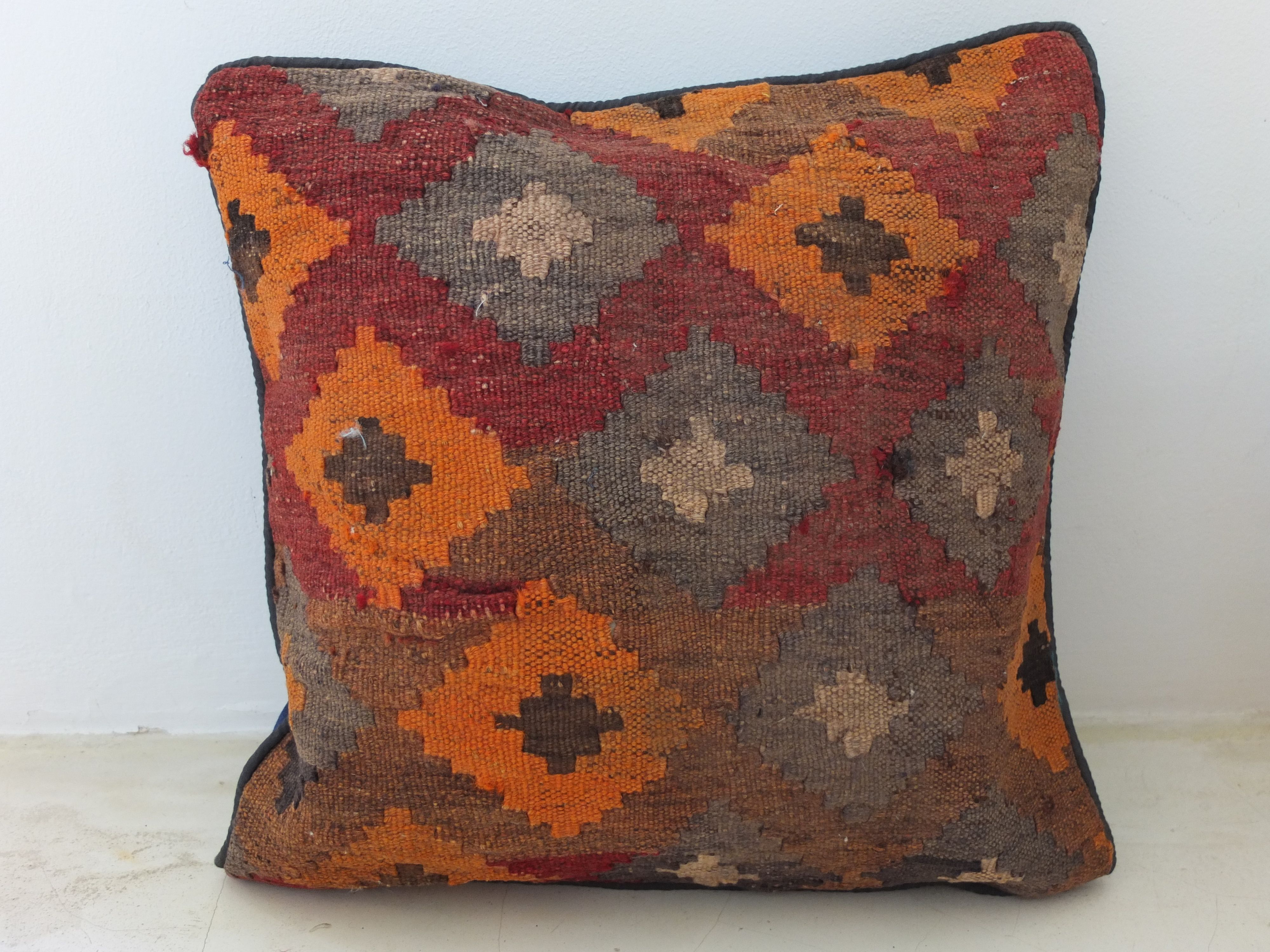 All ibu bienus pillow covers are handmade with years old