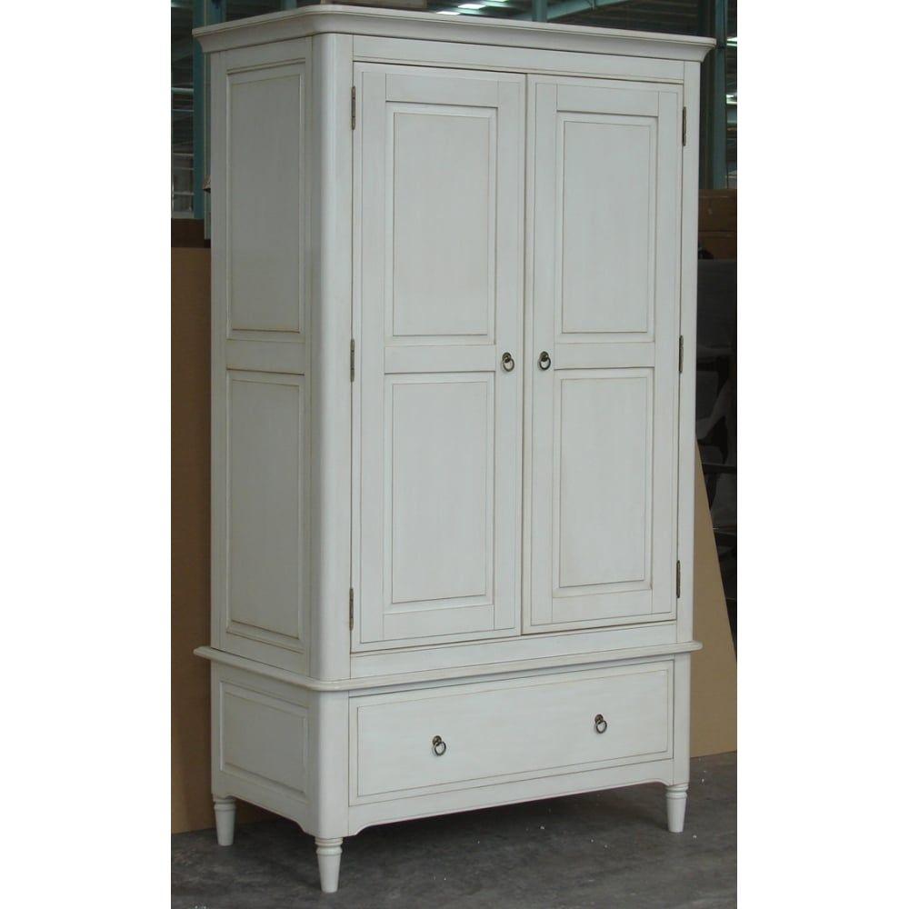 MDM Etienne Oak Double Wardrobe With Drawer   From MDM Furniture