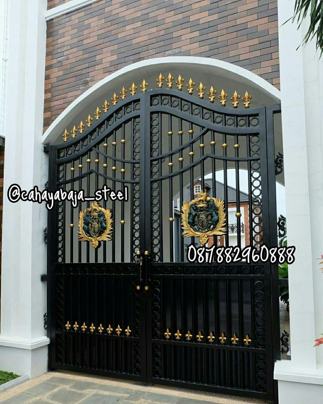 Pin By Manjinder Singh On Wrought Iron Gates