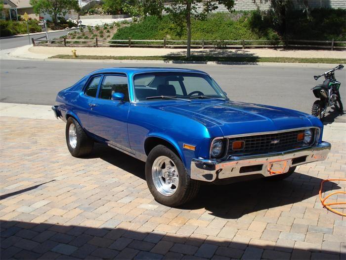 1973 Rally Nova 1973 Chevrolet Nova Ii 17500 Make Chevrolet Model Nova Ii Condition 1970 Chevelle Chevelle Chevrolet Nova