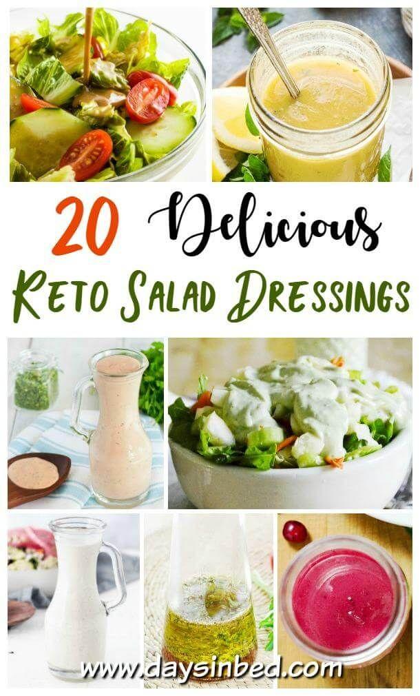 Photo of Hausgemachte Keto-Salat-Dressing-Rezepte – Sie werden es lieben!