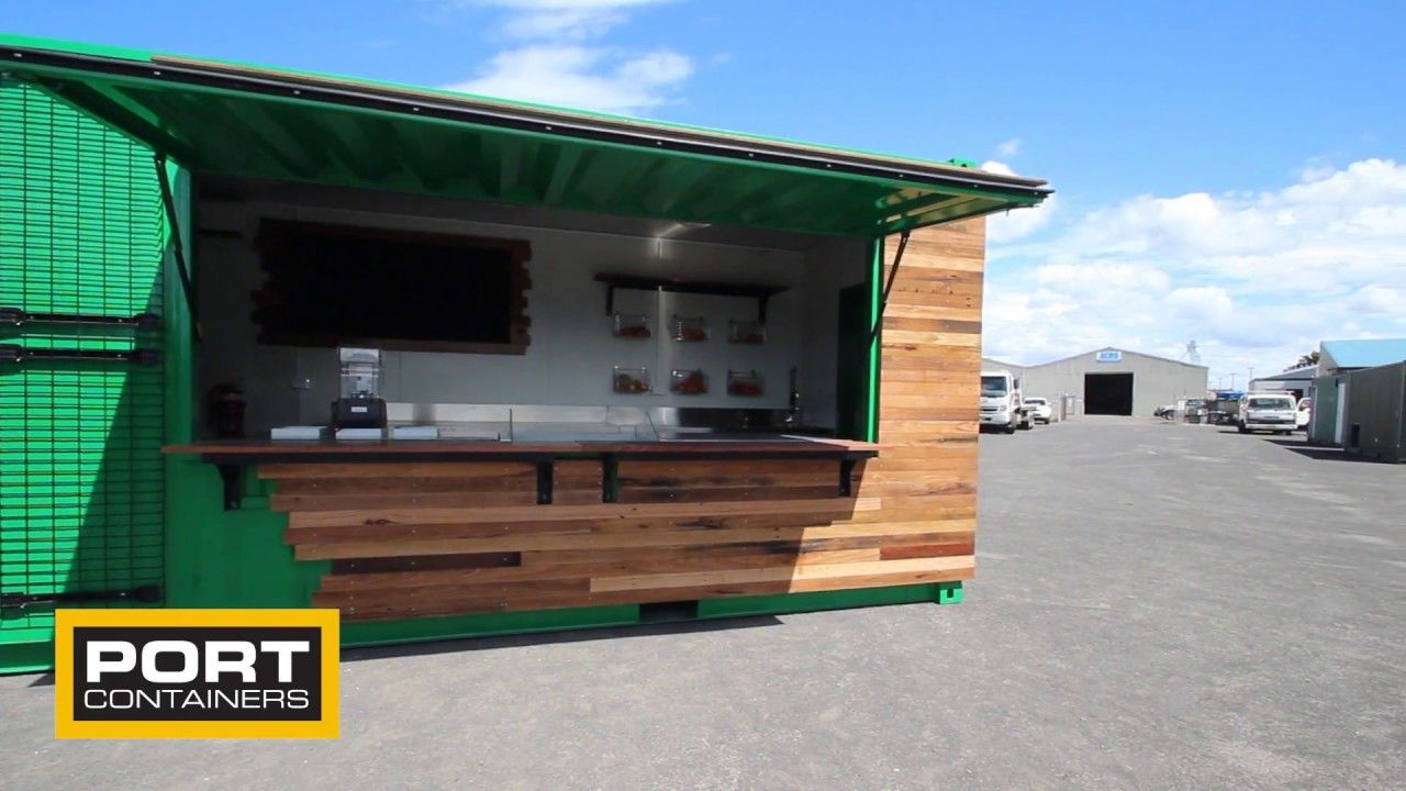 v juice bar container cafe mobile eatery pinterest bar and