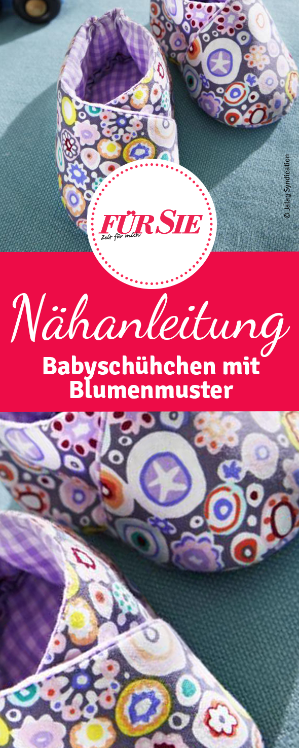 Babyschuhe | Babies, Sewing patterns and Diy baby