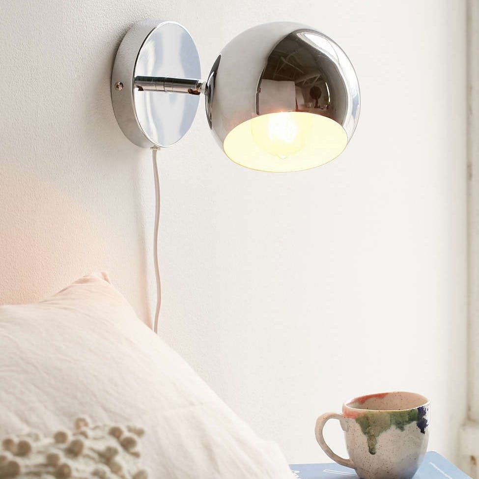 The Best Plug-in Sconces (No Electrician Needed ... on Sconces No Electric Plug id=35605