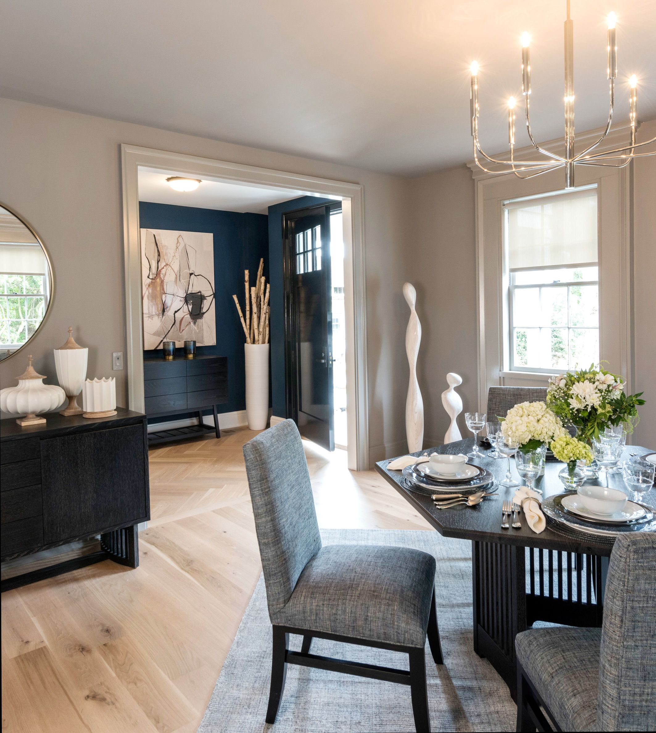 Decor Design Takeaways 2019 Idea House Casual Dining Rooms Dining Room Design Round Dining Room