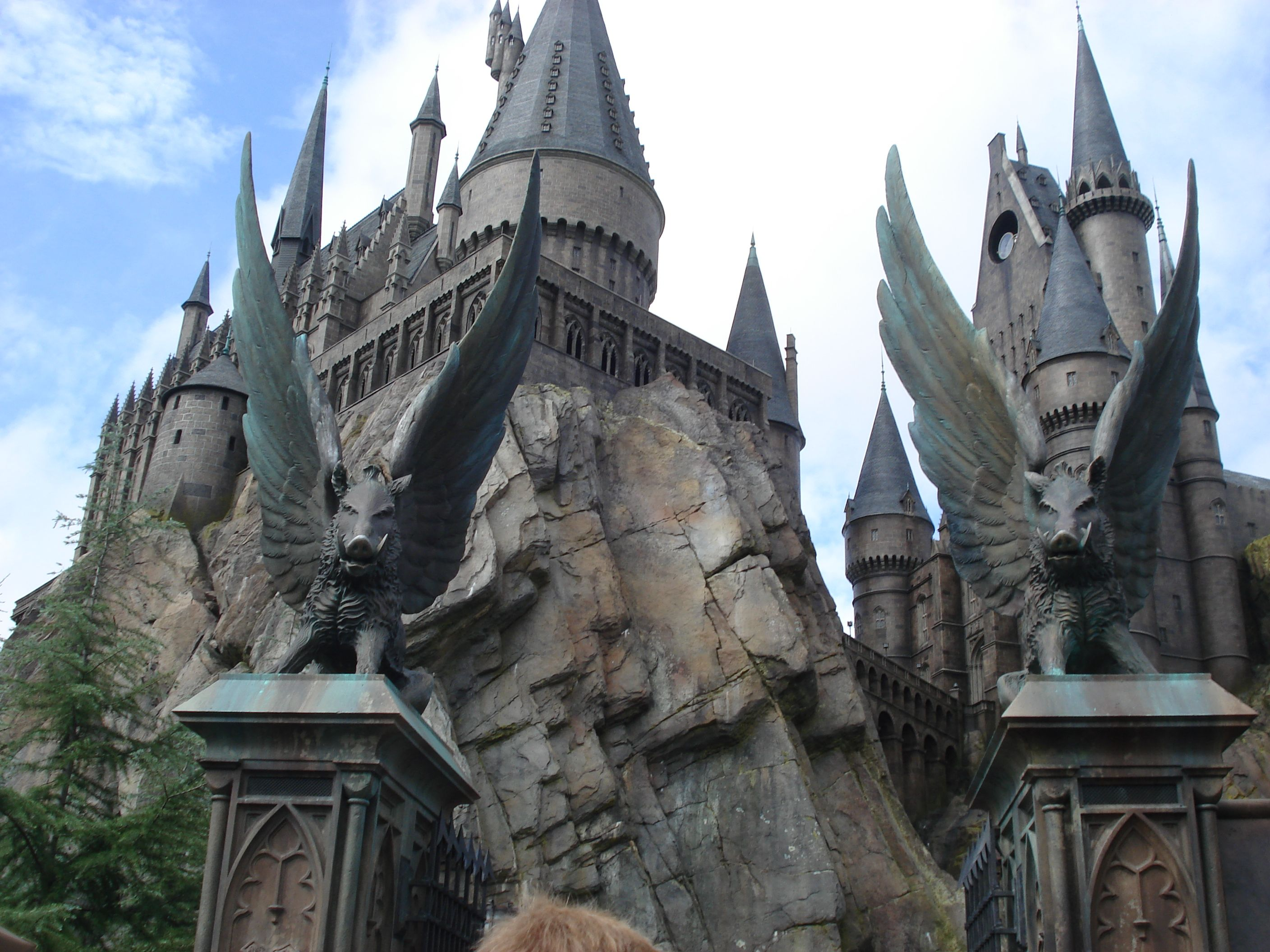 Yes Wizarding World Of Harry Potter Witze