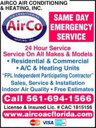 Air Conditioning Repair In Jupiter Customer Satisfaction Is 100