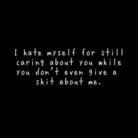 I Hate Myself Dealing With My Demons Hurt Quotes Quotes