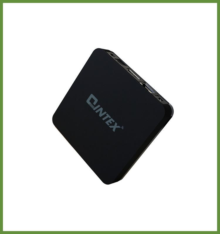 T9S Android TV Box Amlogic S905 Quad Core Android 5.1 DDR3 1 G Nand Flash de 8 G HDMI 2.0 WIFI 4 K 1080i / p mejor que