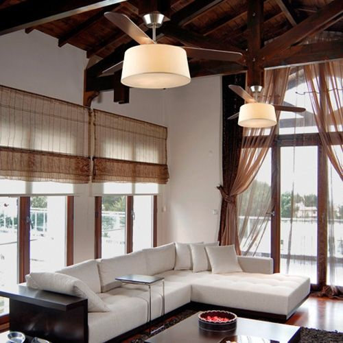 Ventiladores de techo de dise o lo ltimo en l mparas ventilador casa - Ventiladores de techo de diseno ...