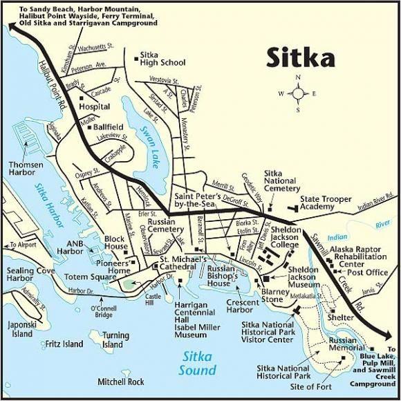 Sitka Alaska Map Pin by Jennie Phillips on Maps in 2019 | Map, Alaska, Photography