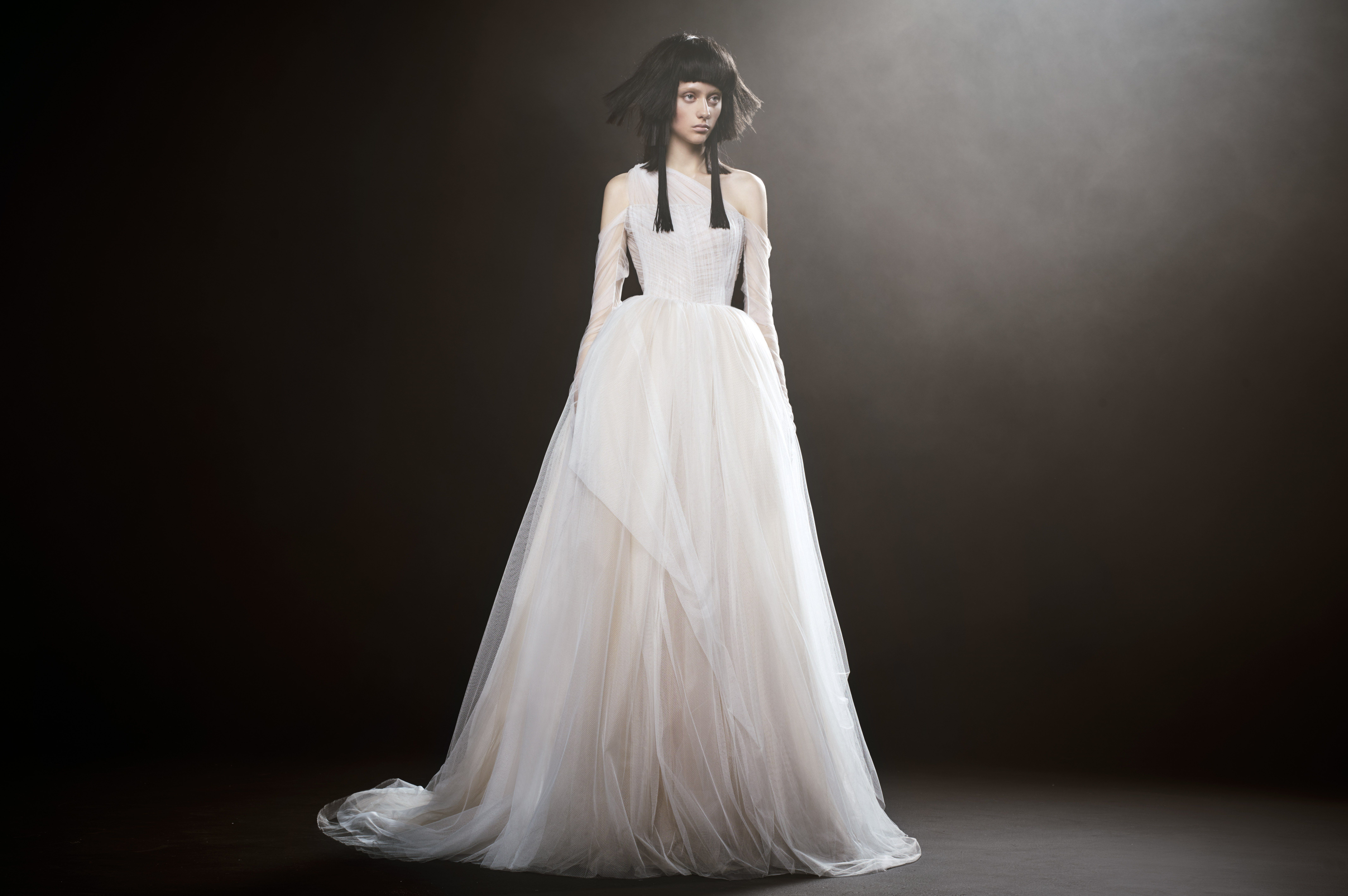 Vera wang wedding dress rental  Vera Wang Bridal u Wedding Dress Collection Spring   Brides