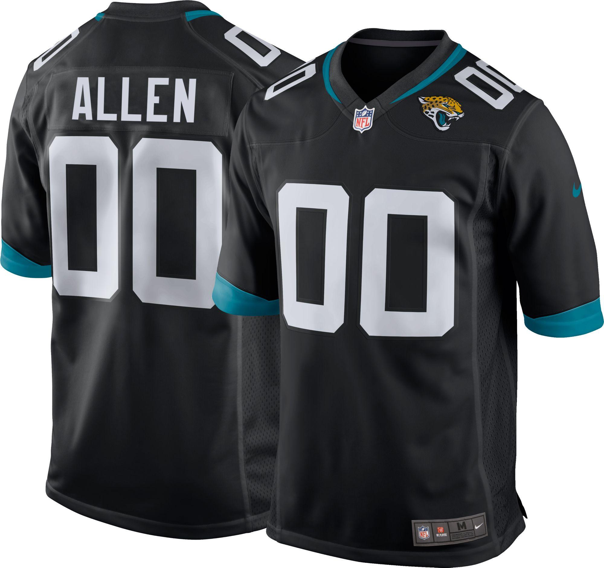 size 40 78986 c197b Josh Allen #41 Nike Men's Jacksonville Jaguars Home Game ...