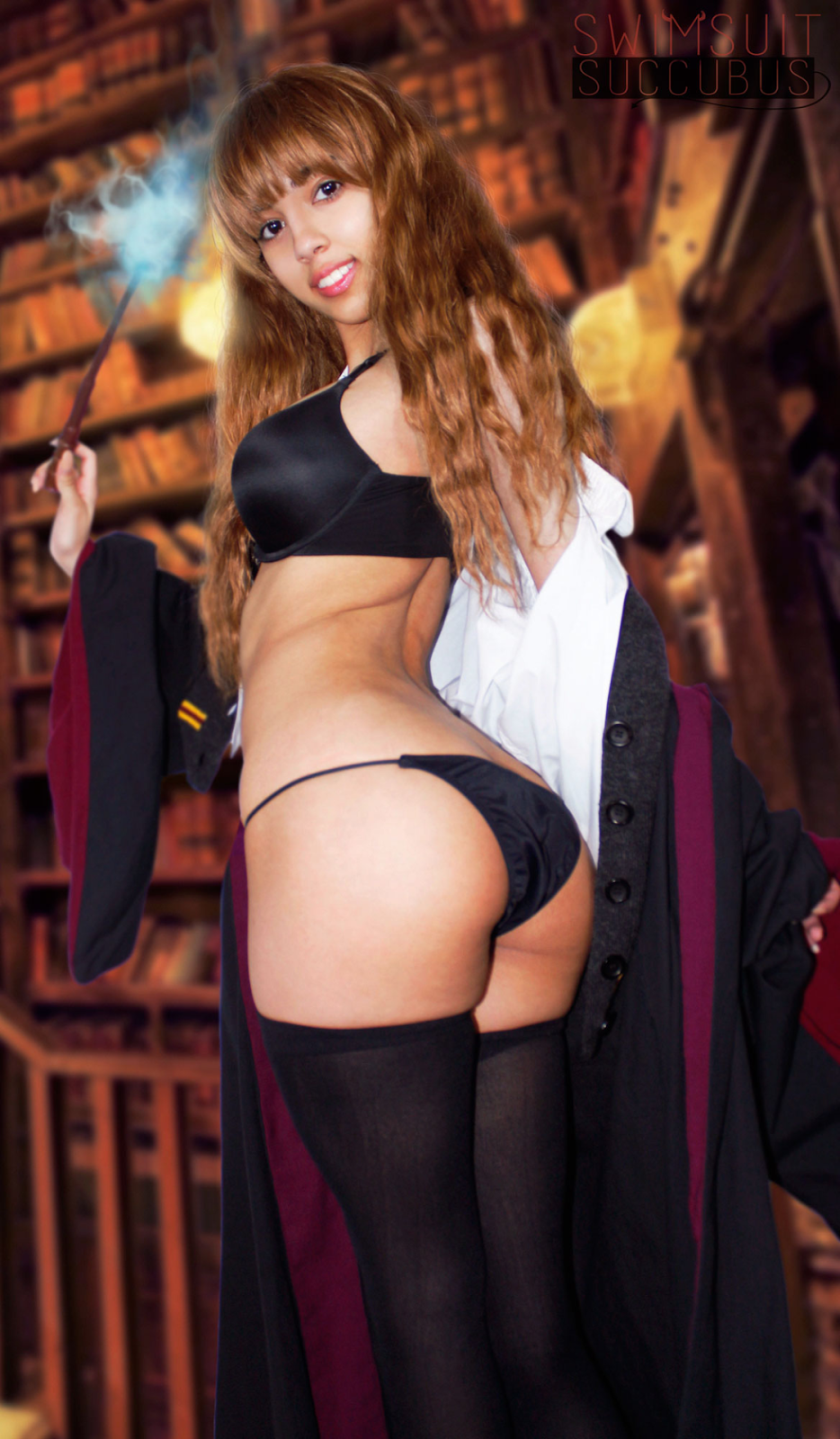 Pin By Sal Valoy On Swimsuit Suc  Harry Potter Cosplay -2216