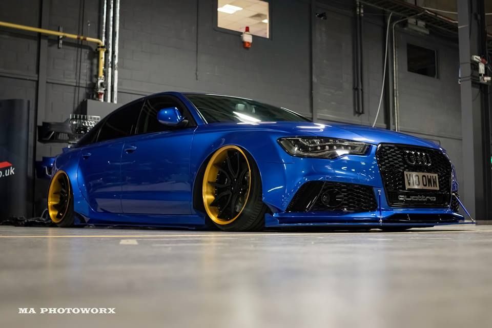 xenonz audi a6 c7 widebody tuning 5 audi a6 rs6. Black Bedroom Furniture Sets. Home Design Ideas