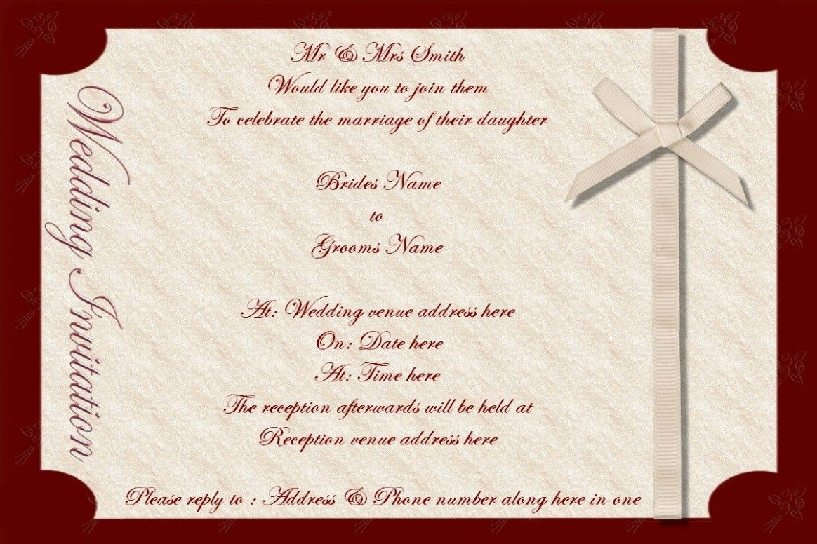 Wedding Quotes From Bible For Invitation Card Wedding