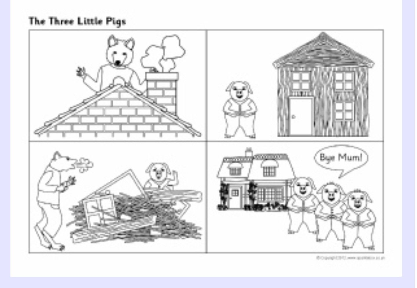 Pin By Vicky Matthews On Three Little Pigs