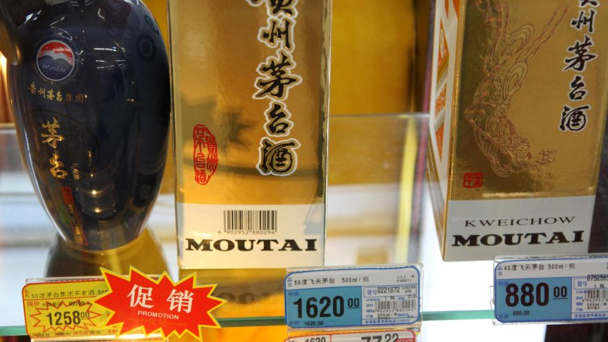 Why China's wine exchange is crashing: 110-proof grain alcohol all tastes much the same - Quartz
