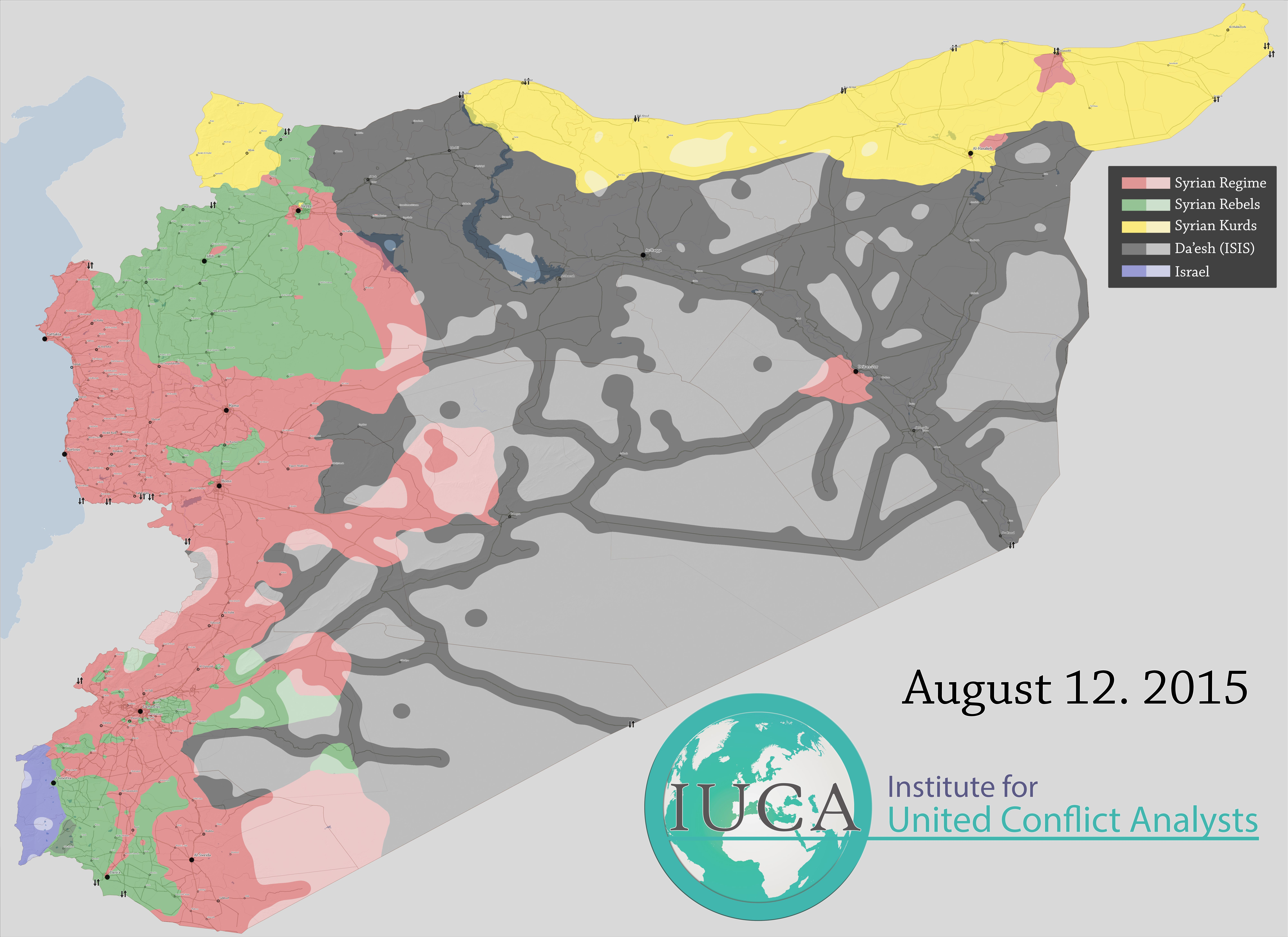 Pin by azmar on Maps of Daesh | Map, Russian states, Syria